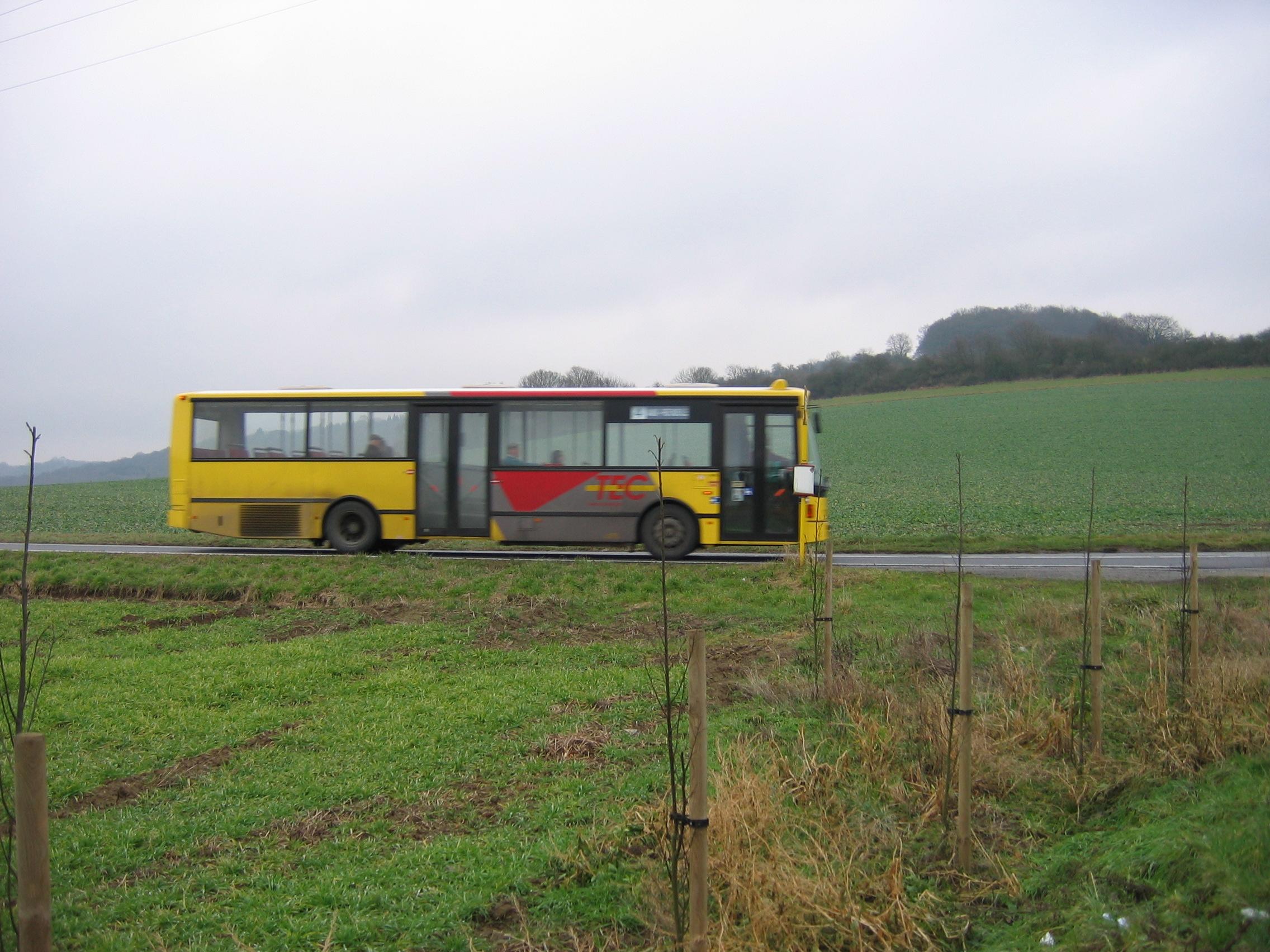 Mobilit rurale for En milieu rural